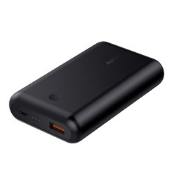 Внешний аккумулятор Aukey 10050mAh Power Delivery USB C Power Bank With Quick Charge 3.0 для Apple,Samsung, Google, Xiaomi, LG PB-Xd10 (Черный)